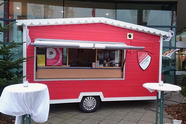 Bild: Verkaufswagen der Kaltenkirchener Turnerschaft
