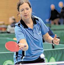 Norddeutsche Meisterschaften der Senioren – Ina Molatta