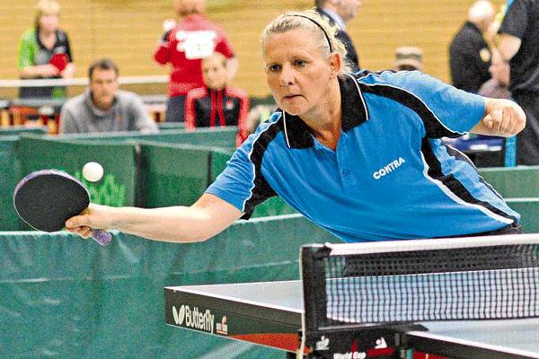 Norddeutsche Meisterschaften der Senioren – Stefanie Meyer-Goer