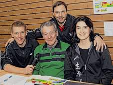 Norddeutsche Meisterschaften der Senioren – Turnierleitung